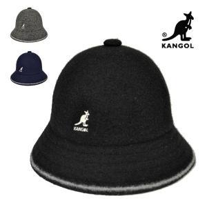 カンゴールハット・ストライプカジュアル/KANGOL 秋冬 メトロハット メンズ レディース 帽子|lion-do