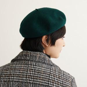 フラミンゴ バスクウール ベレー帽 メンズ レディース 秋冬 国産 日本製 lion-do 11