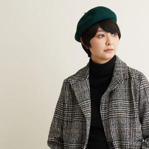 フラミンゴ バスクウール ベレー帽 メンズ レディース 秋冬 国産 日本製 lion-do 12