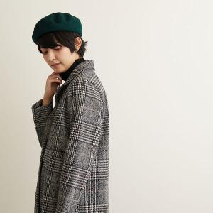 フラミンゴ バスクウール ベレー帽 メンズ レディース 秋冬 国産 日本製 lion-do 13
