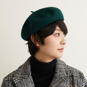 フラミンゴ バスクウール ベレー帽 メンズ レディース 秋冬 国産 日本製 lion-do 07