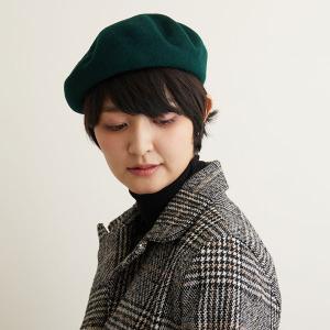 フラミンゴ バスクウール ベレー帽 メンズ レディース 秋冬 国産 日本製 lion-do 09