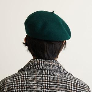 フラミンゴ バスクウール ベレー帽 メンズ レディース 秋冬 国産 日本製 lion-do 10