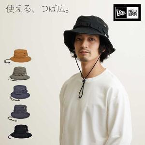 ニューエラ アドベンチャー ハット アウトドア メンズ レディース 大きいサイズ 帽子 日よけ 小さいサイズ S M L XL|lion-do