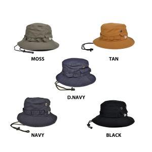 ニューエラ アドベンチャー ハット アウトドア メンズ レディース 大きいサイズ 帽子 日よけ 小さいサイズ S M L XL|lion-do|04