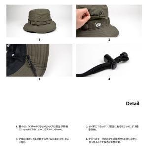 ニューエラ アドベンチャー ハット アウトドア メンズ レディース 大きいサイズ 帽子 日よけ 小さいサイズ S M L XL|lion-do|05