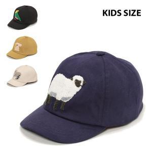 アニマルキャップYSGR キッズ 動物 かわいい キャップ 秋冬 子ども用 小さいサイズ 帽子|lion-do