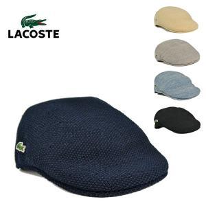 ラコステ サーモニット ハンチング L3522 LACOSTE 帽子|lion-do