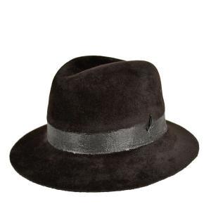 ミュールバウアー・ベルベットフェルトハット 高級 ブランド 秋冬 メンズ レディース 送料無料 帽子|lion-do