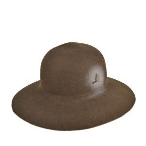 ミュールバウアー・メリノウール・フェルトクロシェハット 高級 ブランド 秋冬 おしゃれ 広つば 丸型 メンズ レディース 帽子|lion-do
