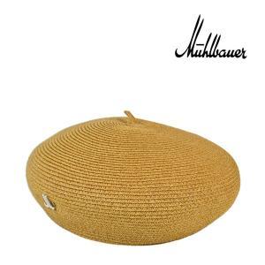 ミュールバウアー・ペーパーブレードベレー帽/MUHLBAUER|lion-do