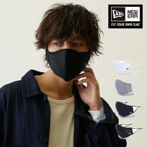 【最安値に挑戦/期間限定セール】ニューエラ mask マスク 不織布 フィルター付き NEW ERA FACE COVERING MASK 送料無料の画像