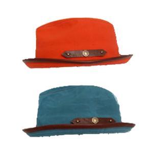 パラフィンハット キャンバス地 オールシーズン カラフル 帽子 メンズ レディース lion-do