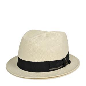 ホワイトパナマCAIRO 4cmフラット 高級 本パナマ 白 夏ハット 送料無料 帽子|lion-do