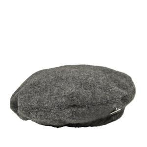 ミュールバウワー・ヴァージンウールベレー帽/MUHLBAUER 秋冬 ブランド 高級 おしゃれ グレー メンズ レディース 送料無料 帽子|lion-do