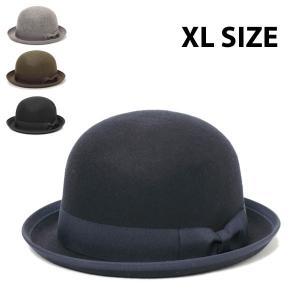 フォークボーラーハットXL メンズ レディース 帽子 大きいサイズ|lion-do