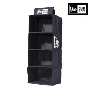 ニューエラ帽子収納ボックス  キャップストレージ ハンガー 600D ブラック/newera|lion-do