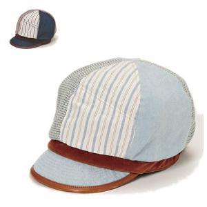 マーベンキャスケット 春夏 メンズ レディース やわらかい たためる 帽子|lion-do