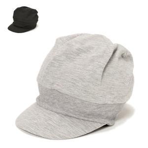トングキャスケット・ボーダー 無地 グレー やわらかい ゆったり ニットキャップ 自転車 セール メンズ レディース 帽子|lion-do
