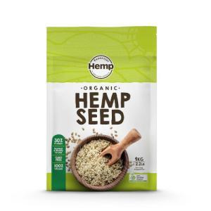 有機麻の実ナッツ 1kg ヘンプシードナッツ|lippli-ys