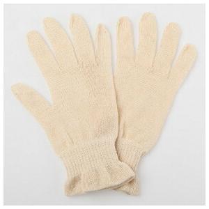 おやすみ手袋 きなり Sサイズ