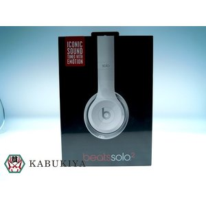 beats Beats by Dr.Dre Solo2 MH8X2PA/A ホワイト 密閉型 ワイヤ...
