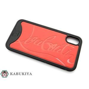 Christian Louboutin クリスチャンルブタン iPhoneX アイフォンケース カバ...