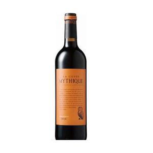 送料無料 赤ワイン フランス ヴィナデイス ラ・キュベ・ミティーク ルージュ 750ml×6本 wi...