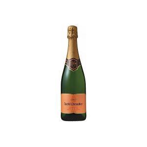 送料無料 スパークリングワイン スペイン ドゥーシェ・シュバリエ ドライ 白 750ml×6本 wi...