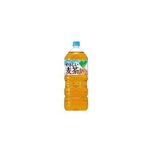 (送料無料) サントリー GREEN DA・KA・RA (グリーンダカラ) やさしい麦茶 2000ml×12本(2L×2ケース)  (北海道・沖縄県は対象外となります。)