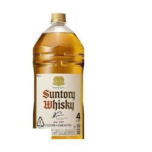 ウィスキー サントリー ウイスキー 白角 4000ml(4L...