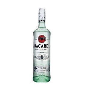 【正規】 バカルディ スペリオール ラム ホワイト40度 750ml 1本