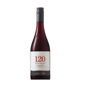 ワイン 送料無料 チリワイン サンタ・リタ シェント・ベインテ120 ピノ・ノワール 赤 750ml...