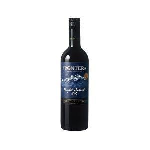 送料無料 ワイン コン・チャイトロ フロンテラ プレミアム・ナイト・ハーベスト・レッド 750ml×12本/1ケース wine|リカーBOSS PayPayモール店