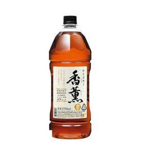 合同酒精 ウィスキー 香薫 37度 2700ml 1本 /ご注文は1ケース(6本)まで同梱可能です
