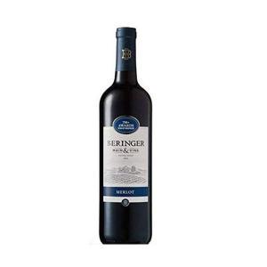 サッポロ ベリンジャー カリフォルニア メルロー 赤 750ml 1本 wine