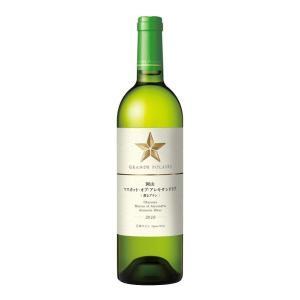 日本ワイン サッポロ グランポレール岡山マスカット・オブ・アレキサンドリア〈薫るブラン〉 白 750...