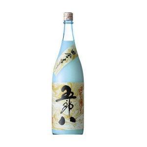 秋冬限定酒 菊水酒造 にごり酒 五郎八 ごろはち 1800ml 1.8L 1本