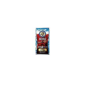 送料無料 サントリー BOSS ボス 地中海ブレンド 185ml×90本/3ケース|リカーBOSS PayPayモール店