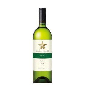 日本ワイン グランポレール 甲州 辛口 白 750ml 1本 wine
