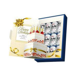 ビール ギフト 誕生日 バースデー 送料無料 あすつく アサヒ スーパードライ バースデーギフト A...