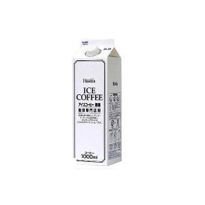 送料無料 ホーマー アイスコーヒー無糖 1000ml 1L×12本|リカーBOSS PayPayモール店