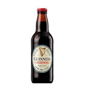ビール 送料無料 ギネス エクストラスタウト 瓶 330ml×24本
