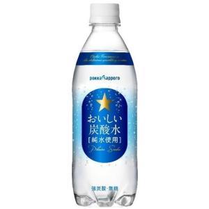 ポッカサッポロ おいしい炭酸水 ペットボトル ...の関連商品2