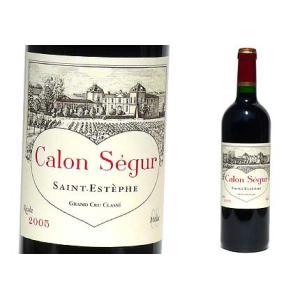 シャトー・カロン・セギュール [2005] 750ml メドック 3級 Ch. Calon Segu...