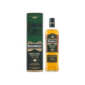 ブッシュミルズ シングルモルト10年 並行|liquor