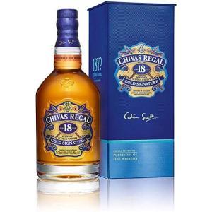 シーバスリーガル18年 正規 箱入り|liquor