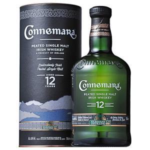 カネマラ12年 正規  CONNEMARA PEATED MALT 12y    原産国:アイルラン...