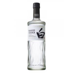 ジャパニーズクラフトウオツカ HAKU 白|liquor