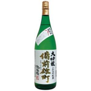浜福鶴 備前雄町 大吟醸 1.8L|liquor
